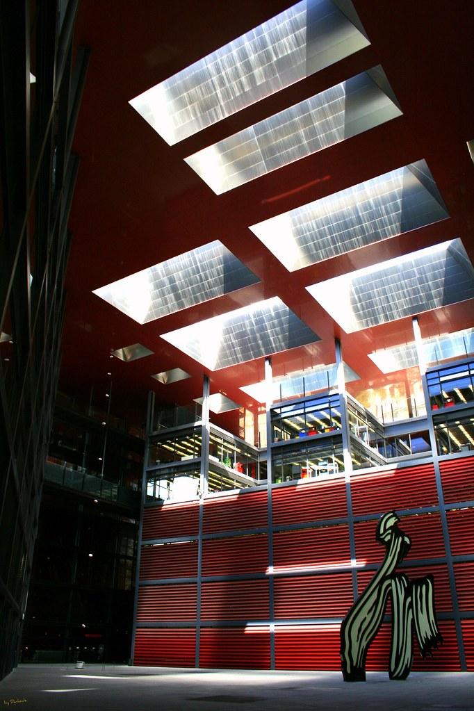 Museo nacional de arte moderno Reina Sofía (Madrid)