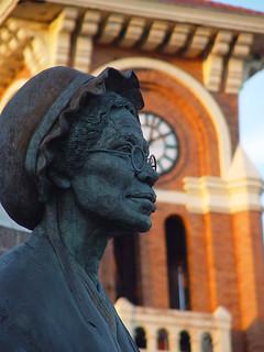 Sojourner Truth Monument - Battle Creek   by battlecreekcvb
