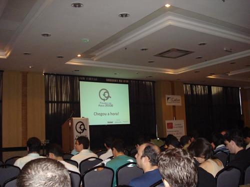Falando em Agile 2008 | by Niler Barcelos