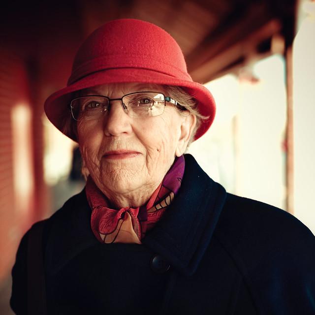 Kristelle 84 ans