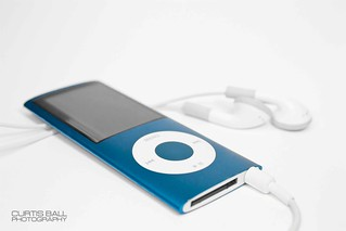 iPod | by Curtis Ball