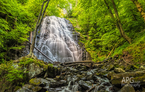 water waterfall nikon north northcarolina falls carolina blueridgeparkway blueridge crabtree topaz d600 topazlabs nikond600