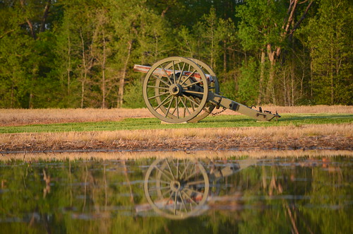 Malvern Hill Reflection