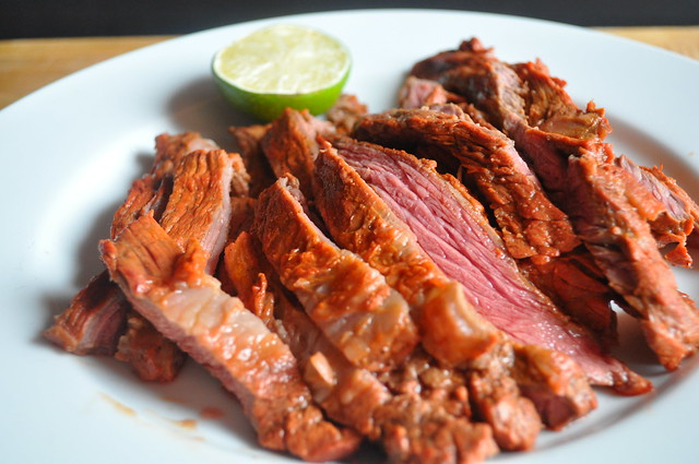 Traditional Carne Asada