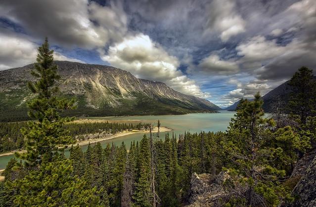 Lake Bennett Yukon