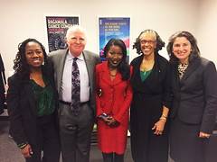 Date of Event: December 6, 2016  As part of the Pulitzer Prizes' Centennial Celebration, the College of Arts and Humanities and Maryland Humanities presented Pulitzer Prize-winning author-historians Taylor Branch and Isabel Wilkerson. Sherrilyn fIill of the NAACP Legal Defense and Education Fund moderated a discussion between the two on the historical context behind their work and its  relevancy to our lives today.