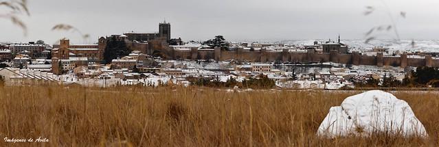 Panoramica de Ávila
