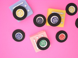 Mini Record Players for Vinyl Record Lovers | by SweetHappyPie