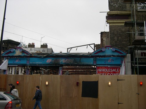 Stables Market after fire | by .·˙ƒain˙·.