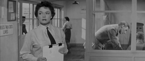 Ruth Roman in Bitter Victory (1957) #1