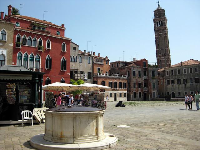 Venezia - Campo S. Angelo