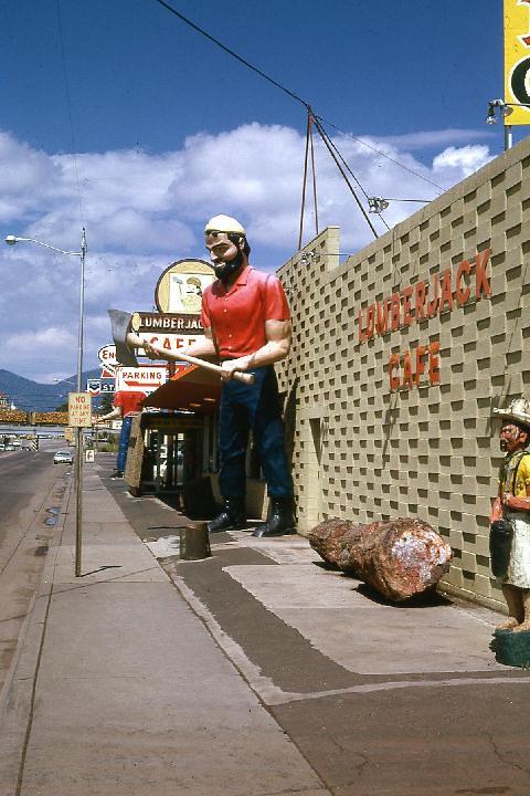 Lumberjack Cafe Flagstaff