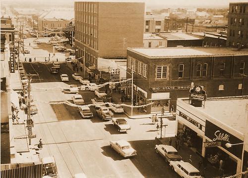 Flickr The Vintage Storefront Design 1940s 1960s Pool