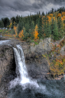 Snoqualmie Falls HDR | by Ahren D