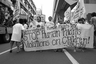Children's rights are human rights. | by Leon B. Dista