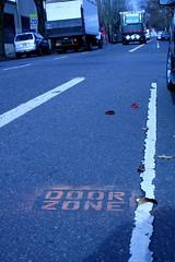Door Zone