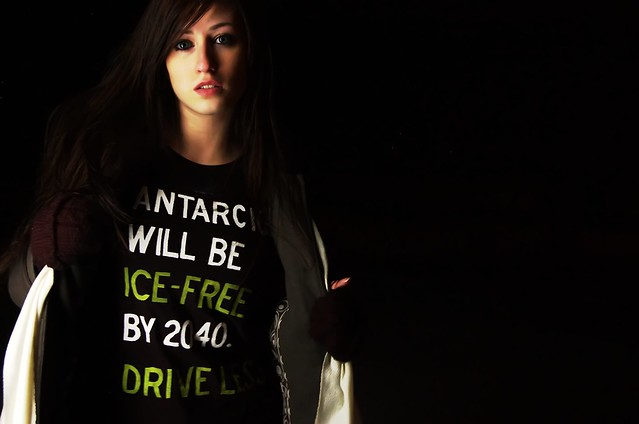 The Factionist - Courtney - Climate Change