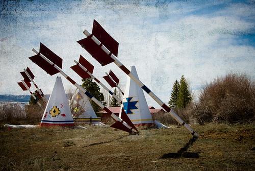colorado arrows americana roadside fourcorners hwy160 dilomar08