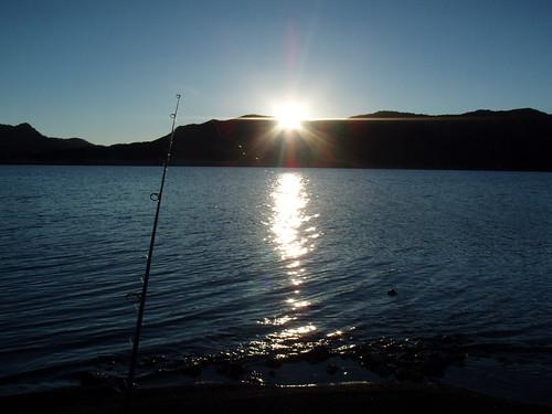 camping sunrise fishing elevenmile howbertpoint