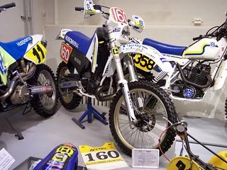 Husqvarna Moto Cross 300 1987 Stkone Flickr