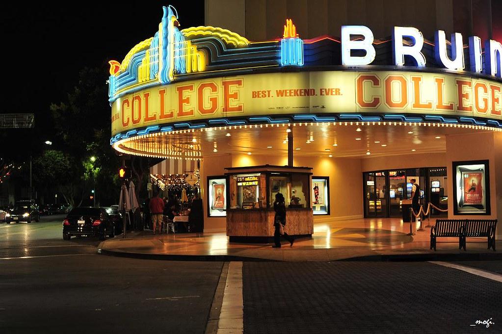 Movie Theatre Westwood Ca Mogi Flickr