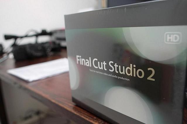 Final Cut Studio 2: Final Cut Pro 6, Motion 3, Soundtrack