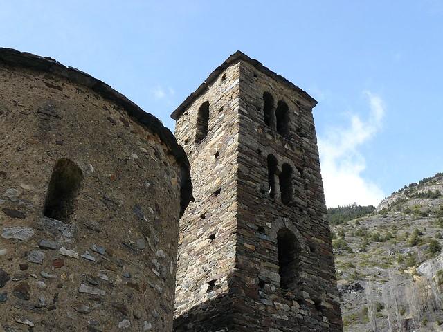 Andorra tiene gran presencia de la arquitectura románica