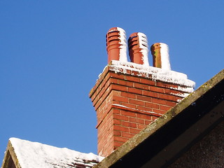 Snowy Chimney Pots | by amandabhslater