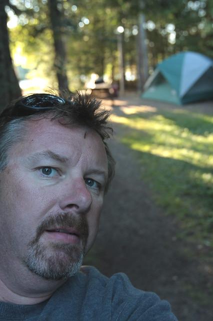 Nine Mile Lake Campground