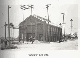 Los Angeles Railway (LARy), Ardmore Substation (949 South Ardmore), 1913 | by Metro Transportation Library and Archive