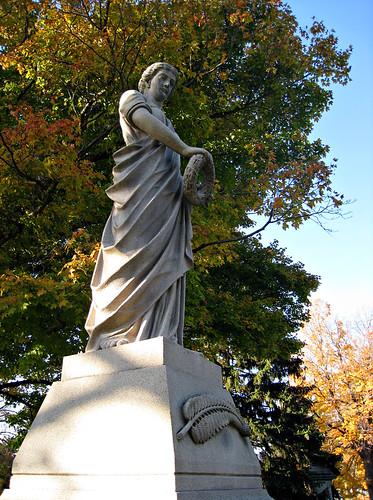 Oakwood Cemetery - Troy, NY - 18 | by sebastien.barre