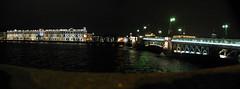 Winter Palace at night