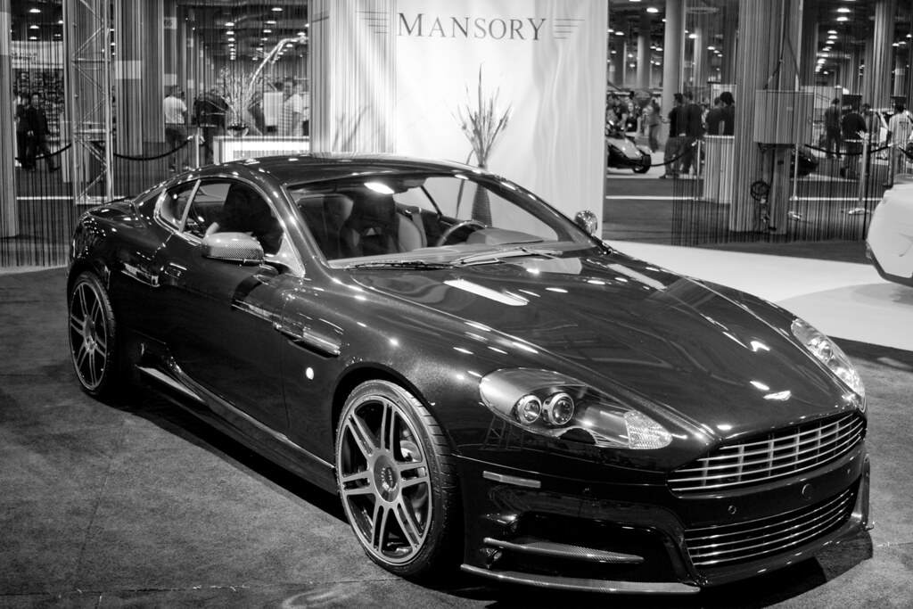 Aston Martin Db9 Custom By Mansory Custom Dbs By Mansory Flickr