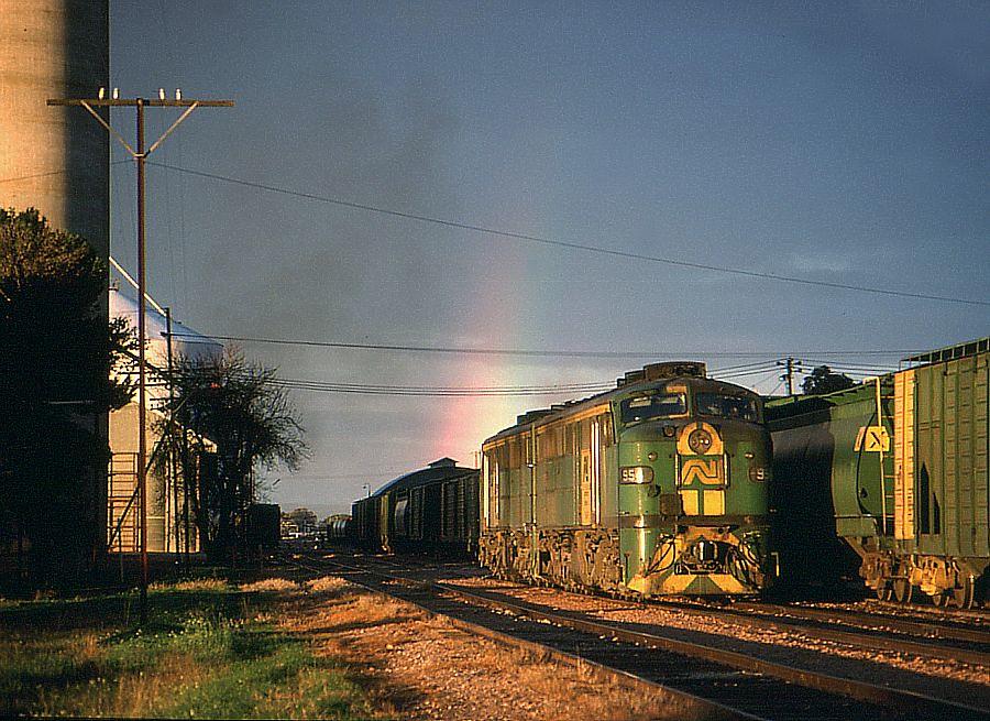 Rainbow's End by Bingley Hall
