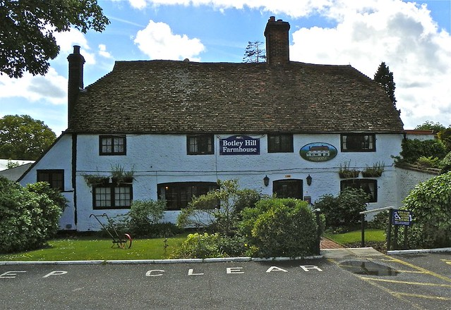 Botley Hill Farmhouse, Surrey