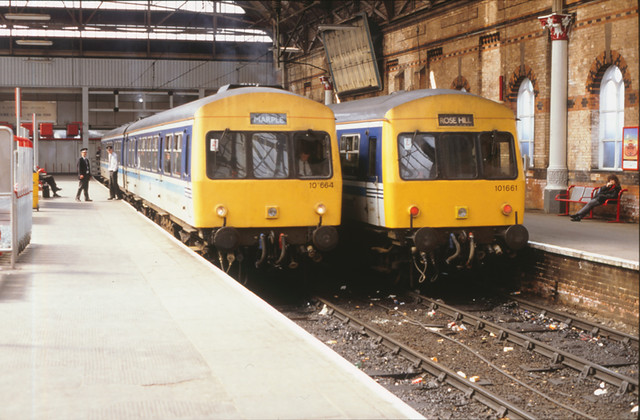 12135 Manchester Piccadilly 9 mei 1994