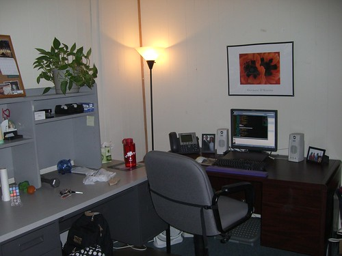 Office, rearranged | by redefining