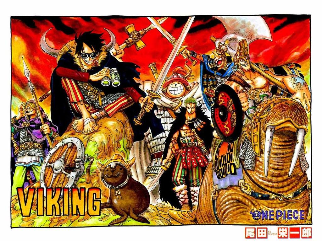 One Piece ワンピース 022 Acg 壁紙 桌布目錄 Wallpaper List