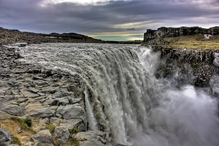 Dettifoss | by aerugo