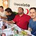 Rodrigo, Fernando Souza, Tiago Cordeiro e Tuca Hernandes