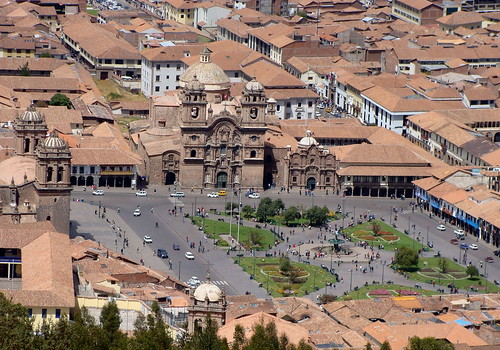 Cusco, Plaza de Armas | by Julia Manzerova
