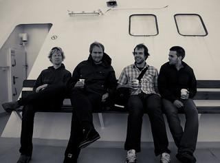 Jim Protector on Ferry | by alex_svanberg