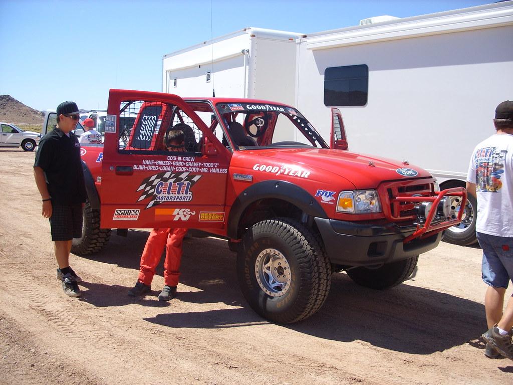 McCarthy Racing Ranger | The McCarthy Racing Ford Ranger ...