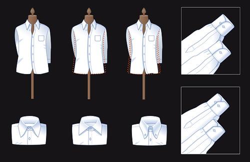 low priced f2540 fa8f9 Camicie e vestibilità | • Brochure for men • Client: Oviesse ...