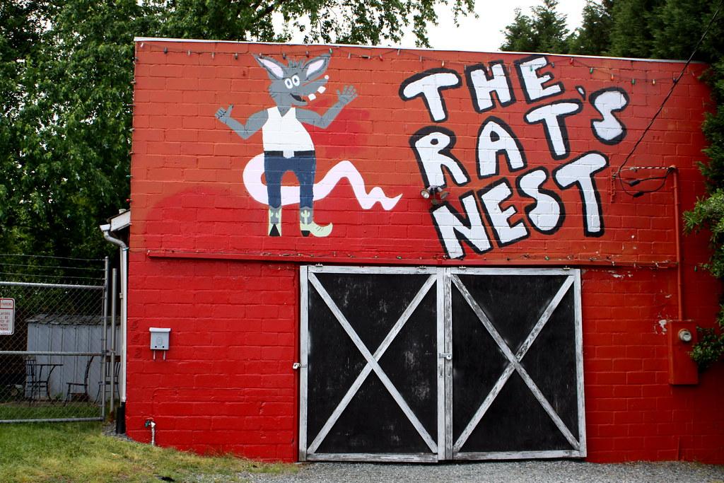The Rat's Nest, NoDa - Charlotte, NC