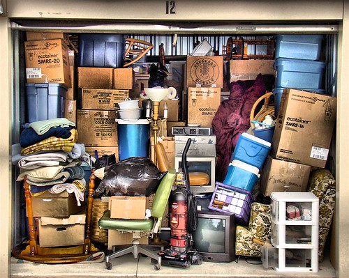 All my worldly possessions... | by K2D2vaca