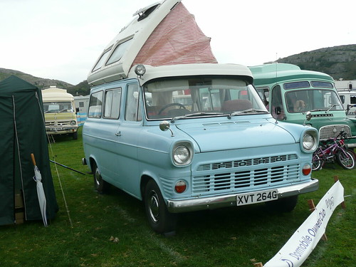Ford Transit | by Terry Wha