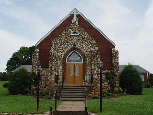 church patrickcounty