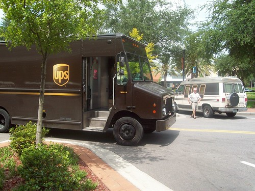 Ups in winter haven fl