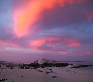 sonnenuntergang - Fuerteventura